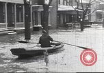 Image of damage from flood Ohio United States USA, 1937, second 30 stock footage video 65675062900