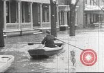 Image of damage from flood Ohio United States USA, 1937, second 31 stock footage video 65675062900
