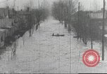 Image of damage from flood Ohio United States USA, 1937, second 35 stock footage video 65675062900