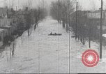 Image of damage from flood Ohio United States USA, 1937, second 36 stock footage video 65675062900