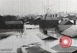 Image of damage from flood Ohio United States USA, 1937, second 52 stock footage video 65675062900