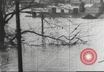 Image of damage from flood Ohio United States USA, 1937, second 58 stock footage video 65675062900