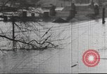 Image of damage from flood Ohio United States USA, 1937, second 60 stock footage video 65675062900