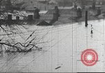 Image of damage from flood Ohio United States USA, 1937, second 61 stock footage video 65675062900