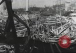 Image of damage from flood Ohio River Valley United States USA, 1937, second 7 stock footage video 65675062901