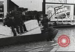 Image of damage from flood Ohio River Valley United States USA, 1937, second 21 stock footage video 65675062901