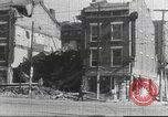 Image of damage from flood Ohio River Valley United States USA, 1937, second 33 stock footage video 65675062901