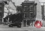 Image of damage from flood Ohio River Valley United States USA, 1937, second 34 stock footage video 65675062901