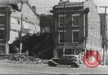 Image of damage from flood Ohio River Valley United States USA, 1937, second 35 stock footage video 65675062901