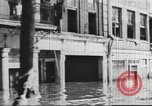 Image of damage from flood Ohio River Valley United States USA, 1937, second 37 stock footage video 65675062901