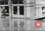 Image of damage from flood Ohio River Valley United States USA, 1937, second 40 stock footage video 65675062901