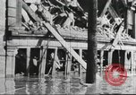 Image of damage from flood Ohio River Valley United States USA, 1937, second 45 stock footage video 65675062901