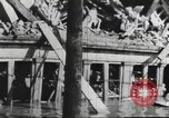 Image of damage from flood Ohio River Valley United States USA, 1937, second 47 stock footage video 65675062901