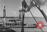 Image of Ohio river Ohio River United States USA, 1937, second 33 stock footage video 65675062902