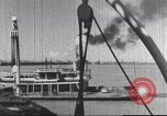 Image of Ohio river Ohio River United States USA, 1937, second 34 stock footage video 65675062902