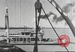 Image of Ohio river Ohio River United States USA, 1937, second 35 stock footage video 65675062902