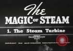 Image of steam power United States USA, 1942, second 20 stock footage video 65675062903