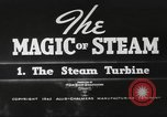 Image of steam power United States USA, 1942, second 22 stock footage video 65675062903