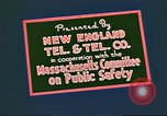 Image of air raid warning United States USA, 1942, second 22 stock footage video 65675062908