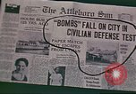 Image of air raid warning United States USA, 1942, second 43 stock footage video 65675062908