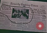 Image of air raid warning United States USA, 1942, second 48 stock footage video 65675062908