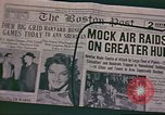 Image of air raid warning United States USA, 1942, second 51 stock footage video 65675062908