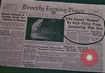 Image of air raid warning United States USA, 1942, second 52 stock footage video 65675062908