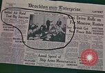 Image of air raid warning United States USA, 1942, second 56 stock footage video 65675062908