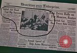 Image of air raid warning United States USA, 1942, second 57 stock footage video 65675062908
