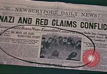 Image of air raid warning United States USA, 1942, second 60 stock footage video 65675062908