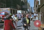 Image of New York City garment district 1970s New York City USA, 1978, second 3 stock footage video 65675062910