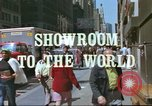 Image of New York City garment district 1970s New York City USA, 1978, second 4 stock footage video 65675062910