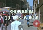 Image of New York City garment district 1970s New York City USA, 1978, second 7 stock footage video 65675062910
