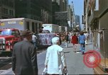 Image of New York City garment district 1970s New York City USA, 1978, second 9 stock footage video 65675062910