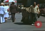 Image of New York City garment district 1970s New York City USA, 1978, second 11 stock footage video 65675062910