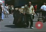 Image of New York City garment district 1970s New York City USA, 1978, second 12 stock footage video 65675062910