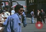 Image of New York City garment district 1970s New York City USA, 1978, second 17 stock footage video 65675062910