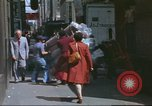 Image of New York City garment district 1970s New York City USA, 1978, second 20 stock footage video 65675062910