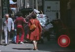 Image of New York City garment district 1970s New York City USA, 1978, second 21 stock footage video 65675062910
