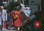 Image of New York City garment district 1970s New York City USA, 1978, second 22 stock footage video 65675062910