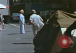 Image of New York City garment district 1970s New York City USA, 1978, second 24 stock footage video 65675062910