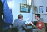 Image of trade show of American goods in Paris United States USA, 1978, second 2 stock footage video 65675062911