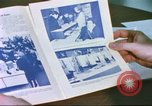 Image of trade show of American goods in Paris United States USA, 1978, second 17 stock footage video 65675062911