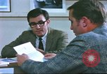 Image of trade show of American goods in Paris United States USA, 1978, second 25 stock footage video 65675062911