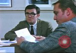 Image of trade show of American goods in Paris United States USA, 1978, second 29 stock footage video 65675062911