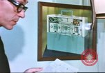 Image of trade show of American goods in Paris United States USA, 1978, second 34 stock footage video 65675062911