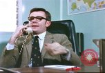Image of trade show of American goods in Paris United States USA, 1978, second 43 stock footage video 65675062911