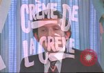 Image of trade show of American goods in Paris United States USA, 1978, second 53 stock footage video 65675062911