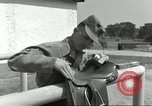 Image of 287th Military Police Company Berlin Germany, 1957, second 46 stock footage video 65675062913