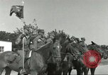 Image of 287th Military Police Company Berlin Germany, 1957, second 43 stock footage video 65675062915